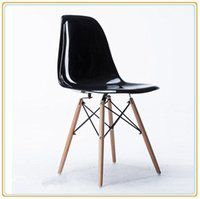 Wholesale Restaurant Furniture Chairs - PP Home Dinning Chairs Home Furniture  Wedding Party Chairs PP Restaurant Chairs Hotel Chairs Plastic Café Chairs