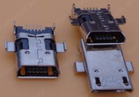 Wholesale Dock Interface - Lot 10pcs New OEM Charging Connector Micro USB Port Dock For Asus ZenPad 10 Z300C P023 mini jack socket plug-in data interface