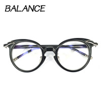 Wholesale High Gr - Wholesale- Fashion Women Cat's Eyeglasses Frame Newest brand vintage Eye Glasses Frame High quality Cool Retro Gafas 6 Color Oculos De Gr