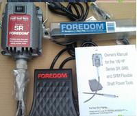 Wholesale fastest machine - Wholesale-2016 Foredom SR polishing flexible shaft machine hanging rotary tool motor & hanging motor free fast shipping