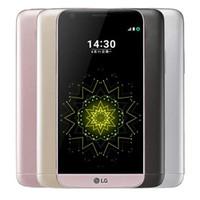 разблокированные 4g смарт-сотовые телефоны оптовых-Восстановленный оригинальный LG G5 H860N H850 H820 5.3-дюймовый четырехъядерный 4 ГБ оперативной памяти 32 ГБ ROM 16MP LTE 4G разблокирован смарт-мобильный телефон DHL 1 шт.