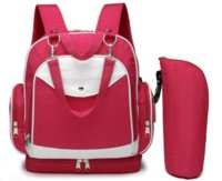 Wholesale Diapers Backpack - 2017 Backpack Hot Nappy Stackers Sale Nappy Stackers Multi-function The New Fashion Mummy Bag,diaper Bags,waterproof Nylon Fabric Out Bag
