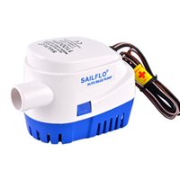 Sailflo automatique 1100 GPH 12V Submersible Marine Boat Sailflo pompe de cale