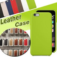 Para iPhone X PU Leather Case Ultra fino Slim à prova de choque Capa protetora traseira para iPhone 8 7 Plus 6 6S SE 5S 5 Com pacote de varejo