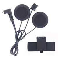 2017 doux écouteur! FM! 2 PCS 800 M casque intercom Moto Interphone BT Interphone Sans Fil Moto bluetooth Casque Casque