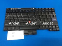 Wholesale X61 Keyboard - New Original for Lenovo ThinkPad X60 X60S X61 X61S X60T X61T US English Keyboard 42T3531 42T3467 42T3531