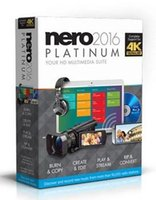 Wholesale Dvd Burn - Nero2016 2017Platinum platinum Chinese version of CD burn software video CD DVD tutorial