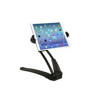 ipad hava tutacağı ayak aparatı toptan satış-2-in-1 Mutfak Montaj Tablet Tutucu Ipad Pro 9.7 için iPad 2 için Masaüstü Tutucu Standları