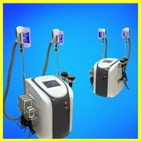 Wholesale Cavi Machine - cavi lipo machine slimming Ultrasonic Cavitation RF Lipo Laser Fat freezer radio frequency skin tightening home use