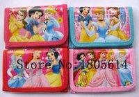 Wholesale Snows Leather Handbags - Wholesale - 36pcs Snow White Comic Handbag wallet Purses Charming 1 zip free shipping jk7