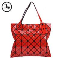 Wholesale Wholesale Bao - Wholesale- 2016 Hot Brand Design Folding Bag Famous Designer Handbags Women PU Handbags Lady Bag Fashion Bao Bao Crossbody Bags for Women