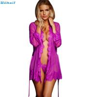 Wholesale Open File Underwear - Wholesale- HOT Brand Women Sexy Lingerie Chest A File Open Underwear