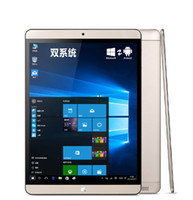 "Wholesale Boot Polish - Wholesale- 9.7"" 2048x1536 Onda V919 3G Air Win10 Windows10 Dual Boot Tablet PC Intel Z3736F Quad Core 2G RAM 64G 3G Phone Call MID"