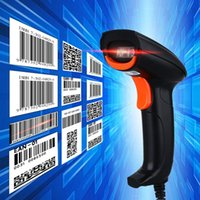 Vente en gros-H271U 1D / 2D Wired Barcode Scanner Code QR Data Matrix Lecteur de Code Portable 2D Bar Code Scanner Screen Barcode Scanner
