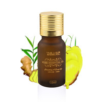 pain oil - Ginger Essential Oil Pure Essential Oils ml Improve Rheumatoid Arthritis Shoulder Neck And Back Pain Oil L035