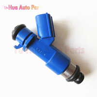 Wholesale Honda Civic Fuel - Top quality 410cc RDX Fuel Injector 16450RWCA01 16450-RWC-A01 For Acura Honda Civic RDX Integra RSX K20 K24 B16 B18