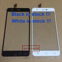 Wholesale S3 White Screen Replacement - Wholesale- Black   White IN STOCK !! NEW JY s3 outer Glass Panel Lens Touch Screen Digitizer For JIAYU S3 Replacement Parts