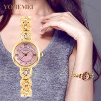 Wholesale Eternal Battery - Eternal beauty bracelet ladies quartz watch female strip with diamond-made tide watches - Manufacturers Wholesale