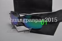 Wholesale led sunglasses for sale - 2017 Designer Men SUNGLASSES LEAD BLACK IRIDIUM eyewear Brand New With Case
