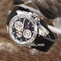 Wholesale Miglia Watch - Super Clone Brand Luxury Miglia Classic Racing Superfast GT XL CHRONO 168459-3037 Quartz Chronograph Mens Watch Rubber Strap Cheap Watches