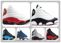 Wholesale Single Cut - Discount Retro 13 XIII Cherry Chicago 2017 SNGL DY SINGLE DAY Basketball Shoes mens Sports Shoes womens Athletics Trainer Sneakers dropping