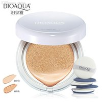 Wholesale BIOAQUA Air Cushion BB Cream SPF50 Sunscreen Concealer moisturizing foundation makeup bare strong whitening Face Beauty Makeup
