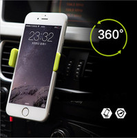 Wholesale Easy Phones - Outlet Car phone holder Plastic Apple Car holder 360 ° rotation Safety anti-slip Easy to fix