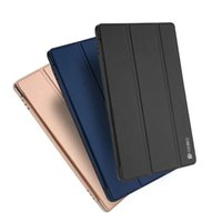 Wholesale ipad mini smart retail resale online - For Huawei T3 Ultra Thin Kickstand Filp Cover For New Ipad ipad mini PU Leather Protective Shell With Retail Package