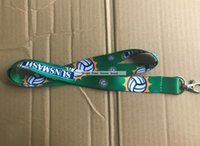 Lanyard sports teams lanyards - 20MM Soccer Team Lanyard Custom Logo Print Sports Team Lanyards For Promotion
