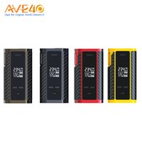 Wholesale Top Ecig Batteries - IJOY Captain PD270 BOX MOD Max 234w Dual 20700 Battery or 18650 Cell ecig mods top fit SMOK TFV12