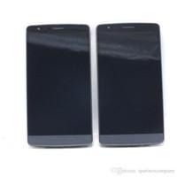 lg g3 sayısallaştırıcı toptan satış-LG G3mini G3 mini G3S D722 D724 LCD ekran-Orijinal dokunmatik ekran digitizer tam Meclisi ile çerçeve değiştirme ücretsiz tamir araçları