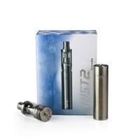 Wholesale Ec Pen - Eleaf iJust 2 starter kits with 5.5ml 0.3ohm EC Coils 2600mAh Battery iJust 2 Atomizer Airflow Control Kits Vape pen