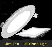 Wholesale led panel light for sale - LED Panel Light W W W W W W W W Lead Panel Light Slim Ultra Thin Lead Ceil Light Panel AC85 V