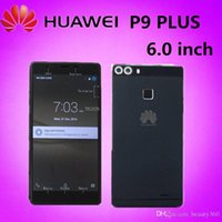 """Wholesale Huawei Ascend Plus Phone - 6.0"""" Huawei Ascend P9 plus Clone Android phone Octa Core Android5.0 Dual Sim Unlock Smartphone 4GB RAM 32GB ROM 8.0MP with Gift"""