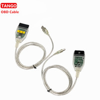 Wholesale Tango Programmer - Wholesale- Original TANGO OBD Cable For Tango Key Programmer Auto OBD Cable diagnostic Connector Free Shipping
