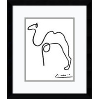 Wholesale Pablo Picasso Oil - Craft gifted with an extraordinary retentive memory simple line drawing the camel by Pablo Picasso canvas art abstract oil painting