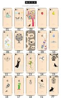Wholesale iphone elements - Phone Cases for Apple Iphone 7 6S 6 8 Plus SE X Popular ladies elements Soft Silicon TPU Case Cover for samsung S8 S8PLUS