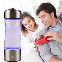 ozone drink - Rich Water Generator In Hydrogen Ionizer Water Canteen Bottle Of Super Ionization Capacity H2 None Ozone Chlorine