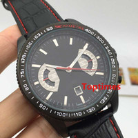 Wholesale Movement Free - New luxury brand automatic movement mens watch Calibre 36 RS Black dial Stainless steel Wristwatches Business fashion watches free shipping