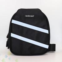 bolsa de bolso multifuncional venda por atacado-Iwodevape Bag E Cig Estojo de transporte conter Refletor Vapor Bolso Cigarro Eletrônico Ferramenta DIY Multi-funcional Saco DHL Livre