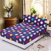 Wholesale Water Bedspread - Wholesale-bedding rubber sheet elastic bed cover summer mattress cover cushion cover bedclothes bedspread water culb bed sheet piilowcase