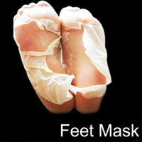 Wholesale Baby Foot Mask Exfoliation for Feet Peel Salicylic Acid Free Pedicure Socks Peeling Remove Dead Skin Care Smooth Bags P114