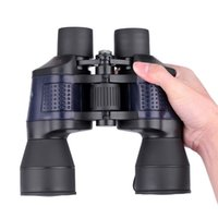 Wholesale Military Hd - HD 60x60 Telescopes Non-IR 3000m Distance Outdoor Sport Binocular Telescope Telescopio Binoculars High Power Military Binoculars