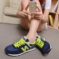 Wholesale Men Tenis Shoes - DORP shipping new women and men N letter sneaker canvas shoes with rubber and breatheable tenis masculino size 36--44