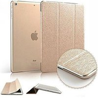 Para iPad mini 1 2 3 Ouro Magnetic Slim PU Leather Flip Stand Smart Case Cover Shell de proteção