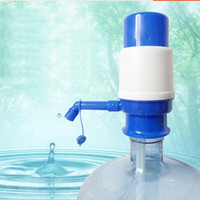 Wholesale Pump Faucet - Wholesale- 5 Gallon Bottled Water Drinking Ideal Hand Press Manual Pump Faucet Tool