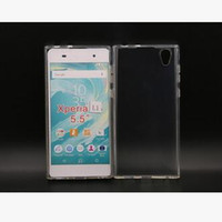Wholesale Transparent Back Cover For Mobile - Xperia L1 New Soft Transparent TPU Gel Back Case Cover for Sony L1 5.5inch Clear Mobile Phone Cases High Quality