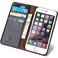 Wholesale Musubo Iphone Cases - 2017 New Musubo Luxury Wallet Leather Case For iPhone 7 plus 8 X Flip cases for Apple iphone 5 6 Plus for Samsung