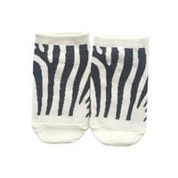 Wholesale Zebra Slippers - Wholesale- 2016 New Fashion Women Boat Sock Cute Zebra Socks Female Socks Ladies Casual Cotton Cartoon Animal Women's Sock Slippers