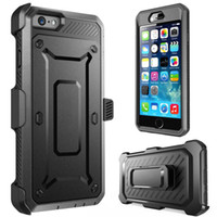 Wholesale Green Display Iphone - For iPhone 6S Case, Apple IPhone 6 Case   6S 7 7s 4.7 Inch display [Unicorn Beetle Pro] Rugged Holster Cover with Builtin Screen Protecto